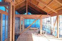 上棟式木崎の家 - 加藤淳一級建築士事務所の日記