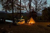バルンバルンの森完ソロcamp(2017.11.24-25)*3 - ♪PIERRE♪CEOのBREEな生活