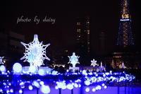 DB札幌イルミネーションホワイトクリスマス2017 - ロマンティックフォト北海道☆カヌードデバーチョ
