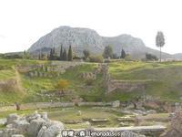 古代コリントスの劇場 - 日刊ギリシャ檸檬の森 古代都市を行くタイムトラベラー