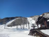 登山納め、雪山初め【谷川岳(1,977m)】 - 山と固定ギアと酒と毎日