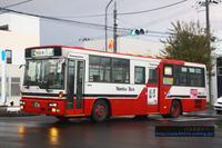 (2017.10) 南部バス・八戸200か570 - バスを求めて…