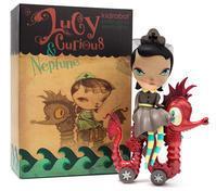 Lucy Curious & Neptune by Kathie Olivas - 下呂温泉 留之助商店 入荷新着情報