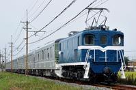 171002 デキ108牽引13000系甲種 DD16配給 - コロの鉄日和newver