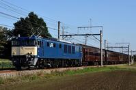 171010 EF64-1053+旧客回送 115系大宮出場 - コロの鉄日和newver