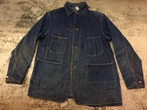 12月13日(水)大阪店ヴィンテージ入荷日!!#3 Work&Hunting編!!Railroad JKT!! - magnets vintage clothing コダワリがある大人の為に。