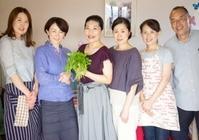 NHK『きょうの料理』冬は青菜が一番 - 料理研究家 島本 薫の日常