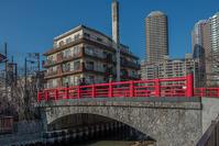 記憶の残像 2017年花の東京 -62東京都中央区 佃島 - ある日ある時 拡大版