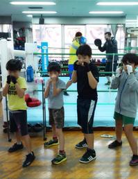 ジュニア戦士 - 本多ボクシングジムのSEXYジャーマネ日記