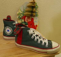 Converse Christmas ★ - carboots