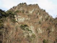 安中市妙義山裏妙義の御殿東壁は想像を絶する藪岩Mount Myōgi in Annaka, Gunma - やっぱり自然が好き