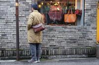 "SLOW herbie ""flap shoulder bag"" ご紹介 - FREEMAN BLOG 松山市セレクトショップ古着ジャクソンマティスmelple(メイプル)"