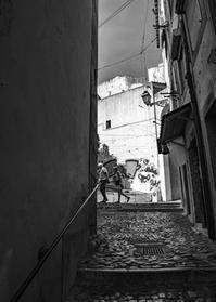 リスボン探訪(再びアルファマの下町ヘ  3-4 ) - 写真の散歩道