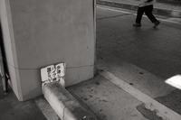 大津散歩 歩道につき - Life with Leica