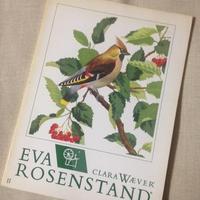 Eva Rosenstandの鳥の本 - Point de X のこと