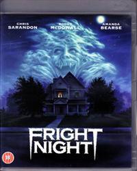 「フライトナイト」Fright Night  (1985) 英国盤ブルーレイ・レビュー - なかざわひでゆき の毎日が映画三昧