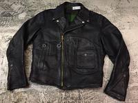 """12月13日(水)大阪店ヴィンテージ入荷日!!#7 Leather&Denim編!!""""HERCULES""""!! - magnets vintage clothing コダワリがある大人の為に。"""