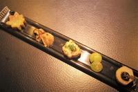恵比寿「鮨染井金平」大人が気軽に楽しめる九州産メインの鮨会席 - 美・食・旅のエピキュリアン