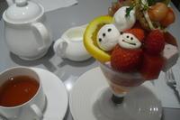 タカノフルーツパーラー 『クリスマスパフェ』 - My favorite things