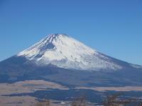 富士山三昧 12/13 - つくしんぼ日記 ~徒然編~