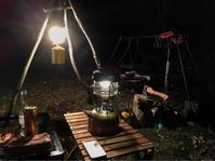 今年最後のキャンプとカヌー - 晴れときどきPUGSLEY