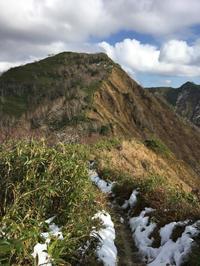 神居尻山登山 - 晴れときどきPUGSLEY