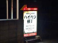 野々市昭和大衆酒場 ハイカラ横丁 - 芋タンおかわり!