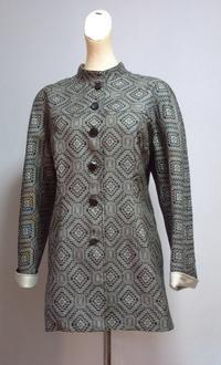 紬のジャケット - 私のドレスメイキング