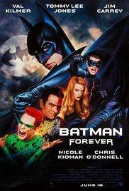 これで終わらせといたら良かったのに『バットマン フォーエバー』 - How to Be Happy Without Really Trying ~努力しないで幸せになる方法~