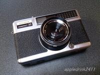 FUJICA COMPACT 35 のこと その2 - I LOVE Half Size Camera