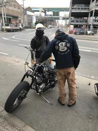 今日のgeemotorcycles は!12/14 - gee motorcycles