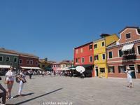 ブラーノ島@ヴェネツィア - アリスのトリップ