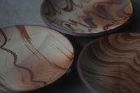 泥彩皿 - やきものをつくろう  生畑皿山窯