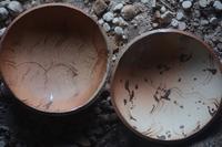泥彩鉢 - やきものをつくろう  生畑皿山窯
