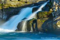 Waterfall ...三日月の滝 - ショーオヤジのひとり言