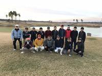 現役会員・特別会員がゴルフで集う! - 2017年度 笠岡青年会議所