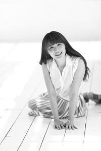 夏目和ちゃん37 - モノクロポートレート写真館
