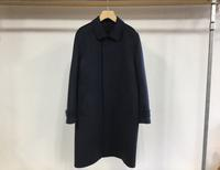 niuhans wool/cashmere doubel face soutein collar coat - Lapel/Blog