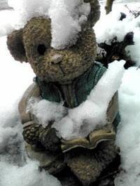 も~う根雪かなぁ~??? - BluemounCoffee わたし日記
