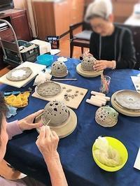 【教室リポート🌲@前橋市】 - 出張陶芸教室げんき工房