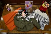 """BRAHMIN ❄ Winter SPECIAL POP UP with Cashmere Bear...12/15fri"" - SHOP ◆ The Spiralという館~カフェとインポート雑貨のある次世代型セレクトショップ~"