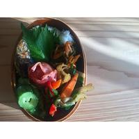 レバニラ炒めBENTO - Feeling Cuisine.com