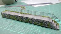 初レイアウトに挑戦!(ホ)~ 4.ホームを作る - 【趣味なんだってば】 鉄道模型とジオラマの製作日記