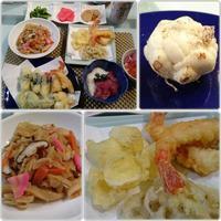 天ぷら粉を炭酸水で - 気ままな食いしん坊日記2