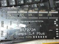 SAKURA2の制御基板壊れました(^-^; - ichibey日々の記録