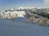 skiの神様!! - 山にでかける日