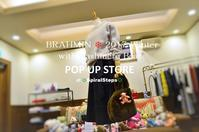 """BRAHMIN ❄ Winter SPECIAL POP UP with Cashmere Bear...12/16sat"" - SHOP ◆ The Spiralという館~カフェとインポート雑貨のある次世代型セレクトショップ~"