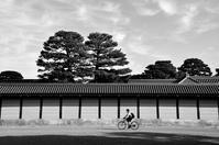 京の都巡り⑩京都御所アート - 写心食堂
