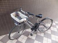 買取本舗ジュエルブランドの看板犬も御用達の自転車バッグを新調しました - 買取本舗ジュエルブランドの店長ブログ(大島駅前店)