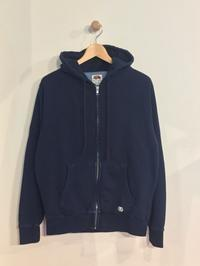 BLUE BLUE / FRUIT OF THE LOOM BLUEBLUE INDIGO ZIP PARKA - Safari ブログ